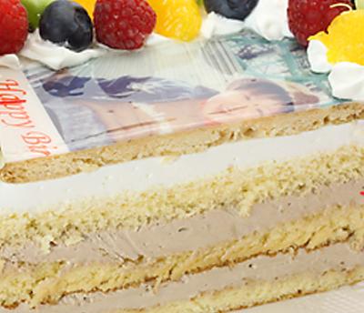 写真ケーキ ポイント2