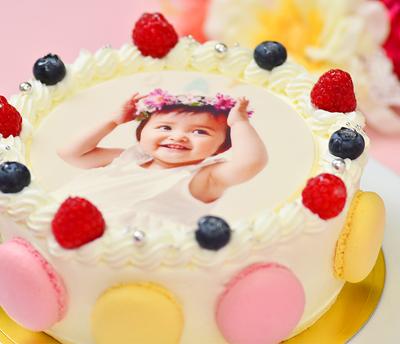 写真ケーキ ポイント3