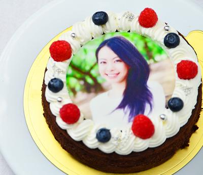 写真ケーキ ポイント5